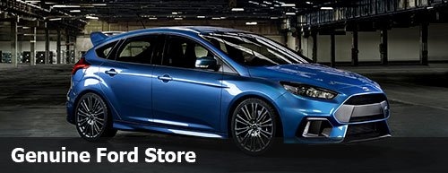 Genuine Ford Store