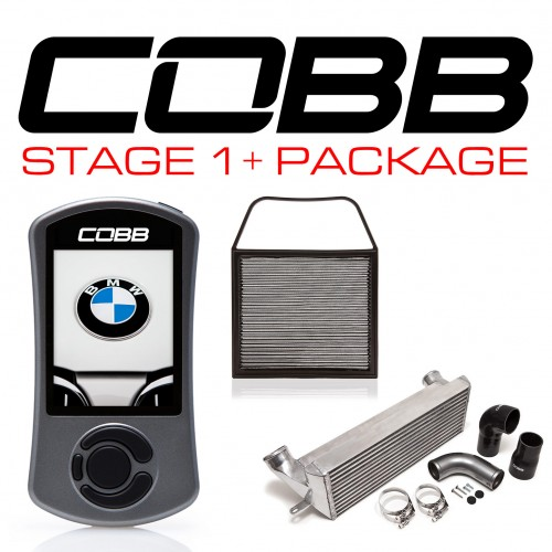 Cobb BMW N54 Stage 1+ Power Package w-V3