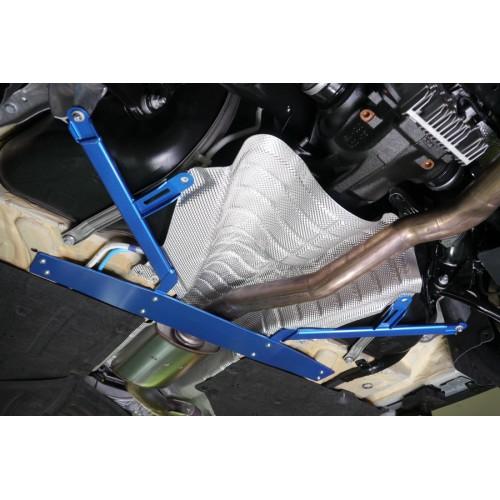 Cusco Rear Underbody Chassis Brace - Toyota Supra A90 MK5 2019+