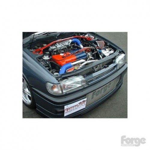Forge Front Mount Alloy Intercooler & Full Pipe Run