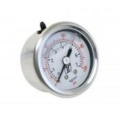 Brandstofdruk meters